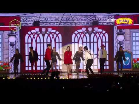 [HD] [Thai Sub] 131114 Melon Music Awards IU - The Red Shoes