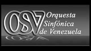 Orquesta Sinfonica de Venezuela - Mujer Merideña