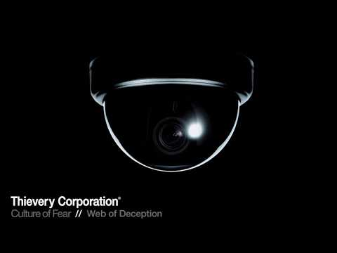 Thievery Corporation - Web of Deception [Official Audio]