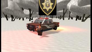 ROBLOX | Mano County V.1 Admin Patrol Gameplay