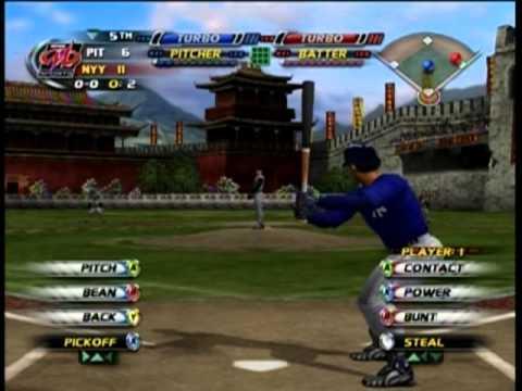 Slugfest 2004 Yankees vs. Pirates Part 3