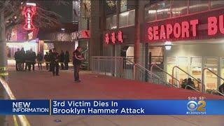 3rd Victim Dies In Brutal Brooklyn Hammer Attack