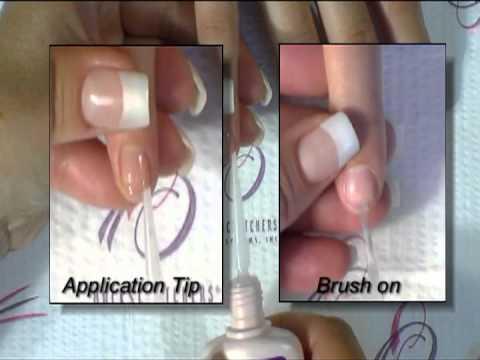 Fibergl Nails Silk Wrap From Backscratchers Gl Glaze