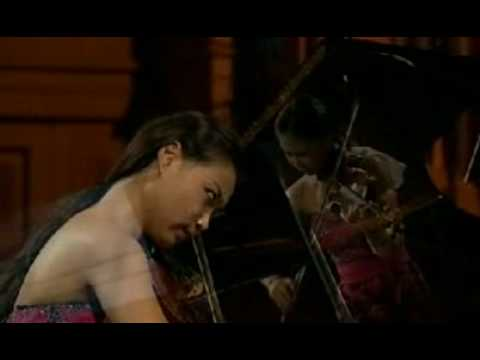 Soyoung Yoon | Franck Violin Sonata | 3rd Mvt | Queen Elisabeth Violin Competition | 2009