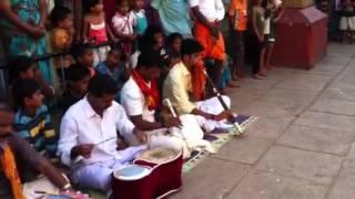 Bhoota Kola at kadiyali utsava