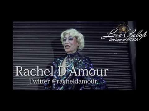 MISIA - THE TOUR OF MISIA LOVE BEBOP SPOT Rachel D'Amour Ver.