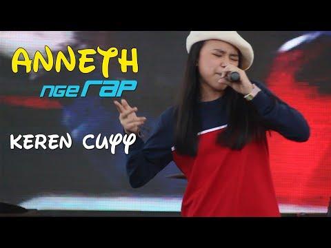 GAC - Bahagia (Cover By Anneth Delliecia Nasution) - Konser Pemilu 2019 KPU Minahasa