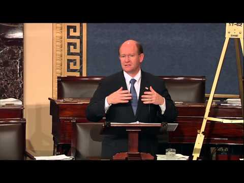 Senator Chris Coons unveils report on U.S. trade with Africa