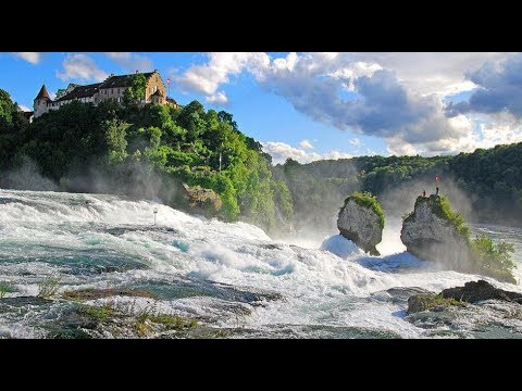 Black Forest, South Germany & Rhine Falls, Switzerland
