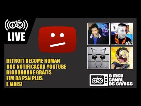 [Hora do Café #2] MONSTER HUNTER, DETROIT BECOME HUMAN, YOU TUBE BUGADO, LANÇAMENTOS E MAIS!