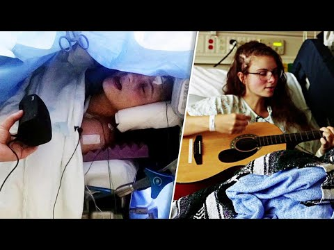 Lance Houston - Patient Sings During Brain Surgery To Preserve Her Talent