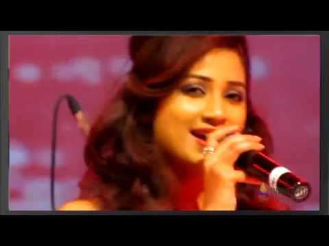 Shreya Ghoshal Best Song Ever (Stage Show) | Bharath Creations