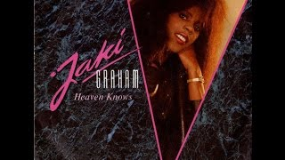 JAKI GRAHAM    Heaven Knows    R&B