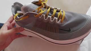 Обзор кроссовок NIKE ZOOM FLY SP посмотри его прежде чем покупать
