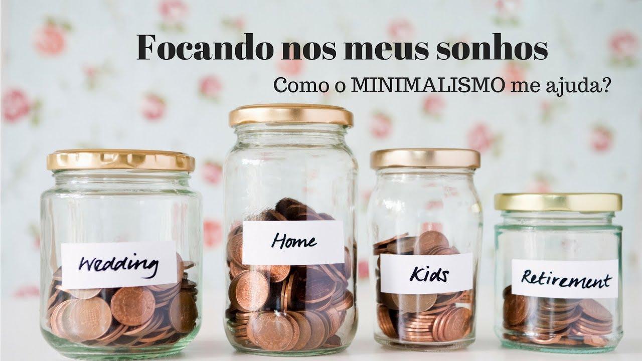 Tô rica! | Foco, dinheiro e minimalismo