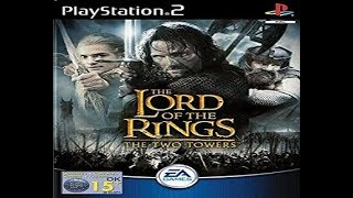 The Lord Of The Rings: The Two Towers Video Game All Cutscenes Full Cinematic