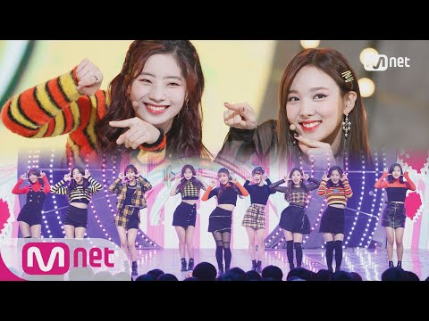 [TWICE - LIKEY] KPOP TV Show | M COUNTDOWN 171109 EP.548