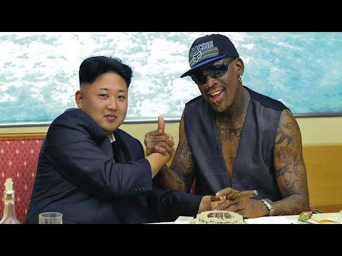 The Bizarre Story of Dennis Rodman's Love for North Korea