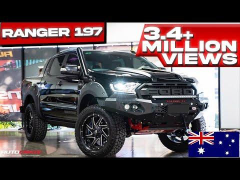RANGER 197 // CRAZY FORD RANGER! Hamer Bar, Fuel Wheels & More
