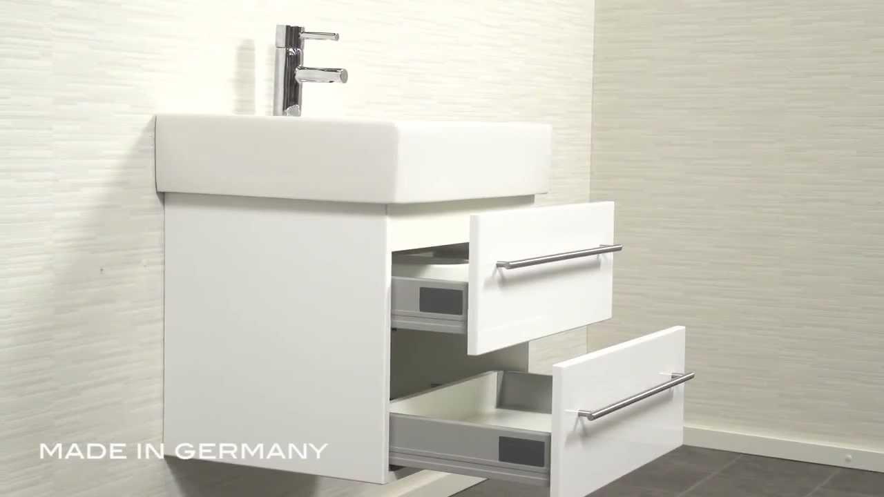 duravit vero 60cm wei youtube. Black Bedroom Furniture Sets. Home Design Ideas