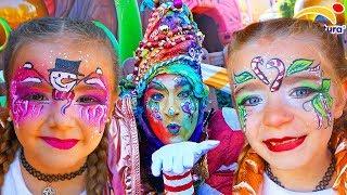 PortAventura WORLD 🎢 NAVIDAD 2017 🎅!! Las Ratitas