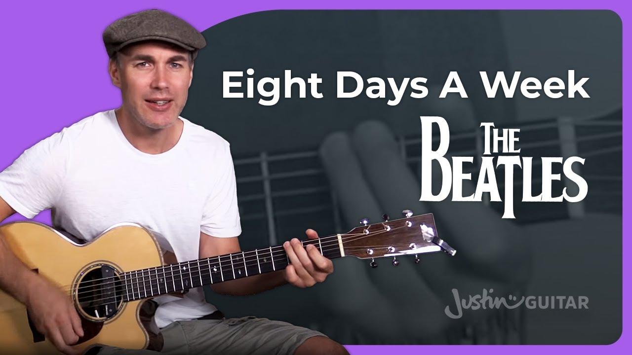 Let It Be - The Beatles | JustinGuitar com