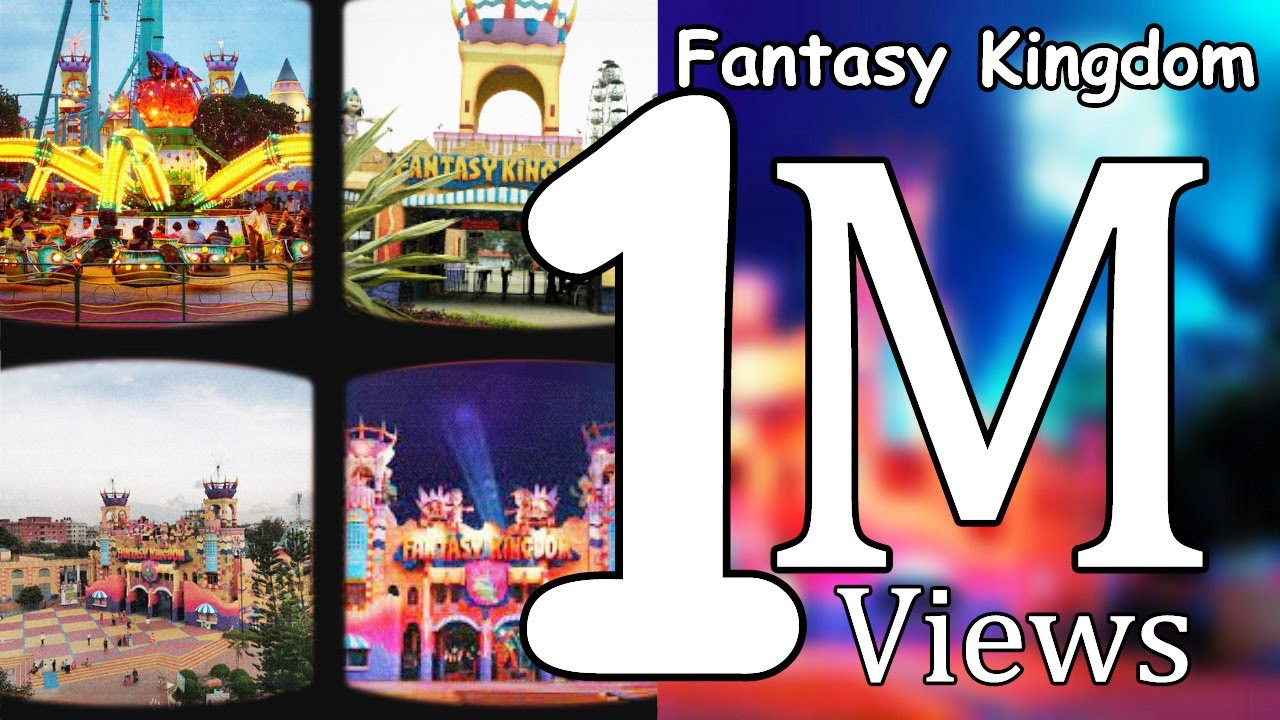 Fantasy kingdom all rides -  Water Kingdom all rides- FULL REVIEW