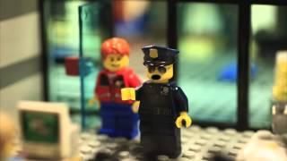 Приключения 'Кондора', 8 серия! Лего мультфильм / 'Adventures of the Kondor' Lego stopmotion