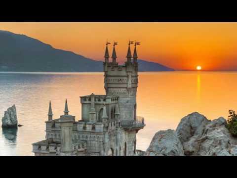 Замок Ласточкино Гнездо на территории санатория Жемчужина Крым. Цены Отзывы Санатория Жемчужина Ялта
