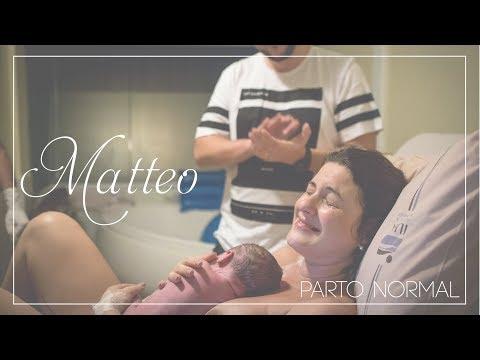 Nascimento Matteo - Parto Normal - Ilha Hospital e Maternidade [HD]