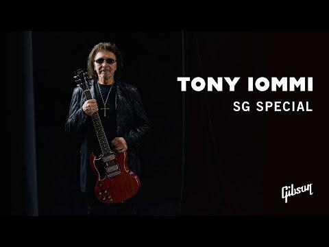 Tony Iommi: SG Special