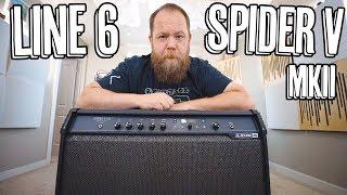 Line 6 Spider V mkII - Demo