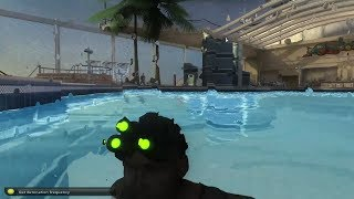 "Splinter Cell: Double Agent - Mission-7 ""Cozumel, Cruise Ship"" (PC Version) 100% Stealth, No Kills"