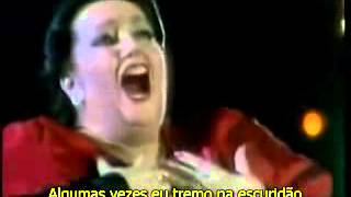 Freddie Mercury and Montserrat Caballe   How can I go on Legendado em Português