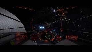 Elite Dangerous: Farragut Battle Cruiser in Lugh