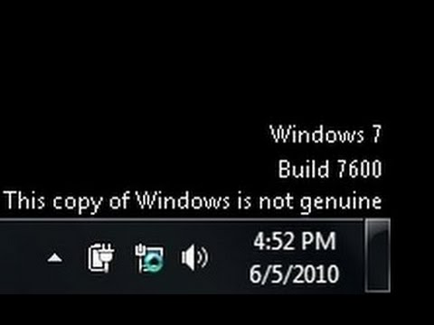 windows 7 genuine patch