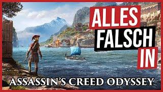 Alles falsch in Assassin's Creed Odyssey 🛎️ GameSünden [SATIRE]