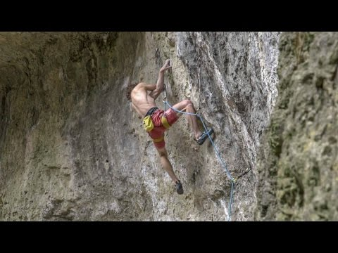 Frankenjura Flash 8c+ Attempt Mr. Adam Ondra
