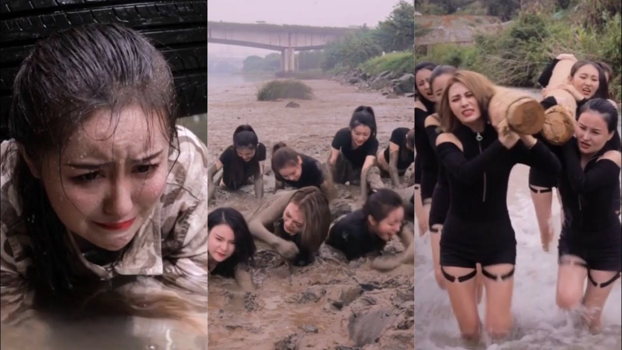 Download Sad Life Of Training to be A Girl Soldiers