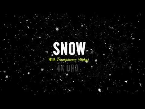 snow after effects template youtube