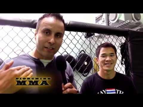 FightMike MMA | Episode 16 | Robert Prakhantree
