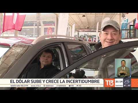 Alza En Precio Del Dólar Respecto Al Peso Chileno: Qué Aconsejan Los Especialistas