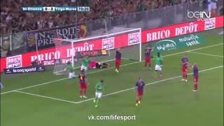 Сент Этьенн 1:2 Тиргу Муреш   Лига Европы 201516  3 й кв раунд   2 й матч   Обзор матча