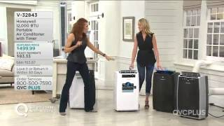 QVC Plus - Honeywell 12,000 BTU Portable Air Conditioner