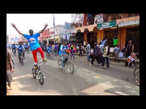 Reggie Rockstone - Nightlife In Accra
