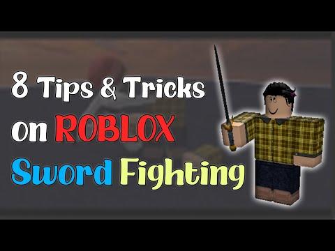 8 Tips And Tricks On ROBLOX Sword Fighting | LemoLOL