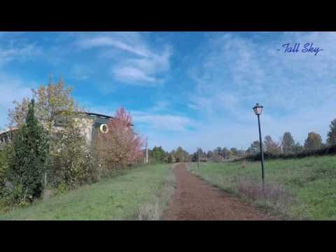 Virtual Hike: Alton Baker Park For Slow Treadmill Users, Classical Music 49min (#12A)