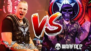 RADICAL REDEMPTION VS DJ WARFACE