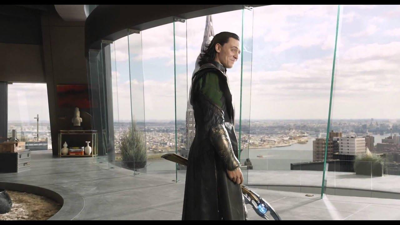 Tony Stark And Loki Talk Marvel S The Avengers Clip