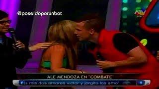 COMBATE: Ale Mendoza es el Nuevo Integrante de Combate 25/06/13